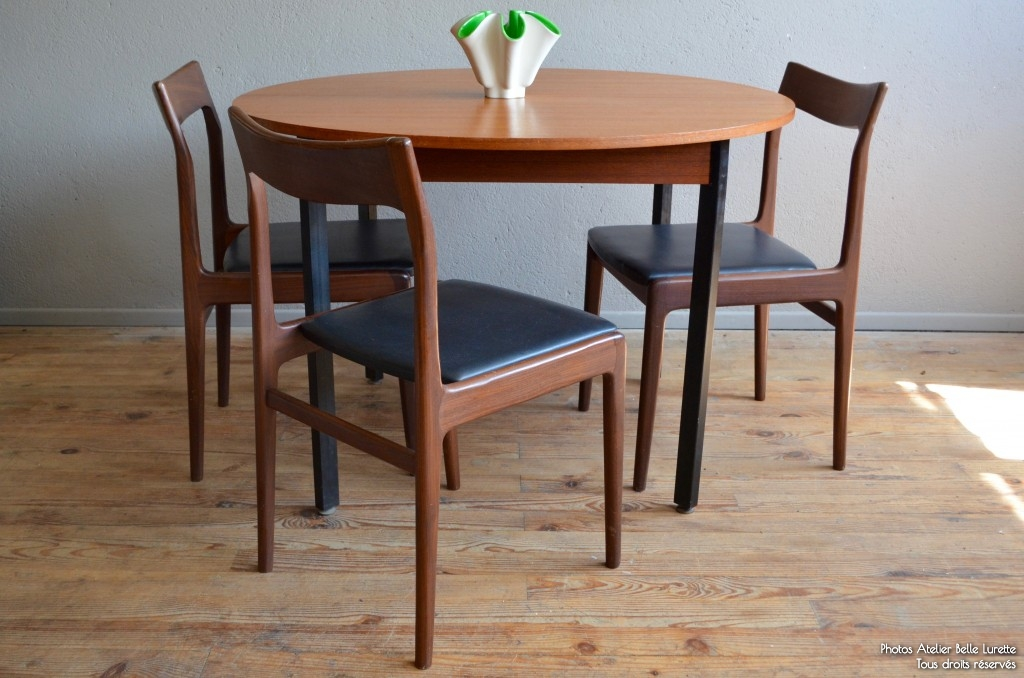 Table ambroisine l 39 atelier belle lurette r novation de for Table scandinave a rallonge