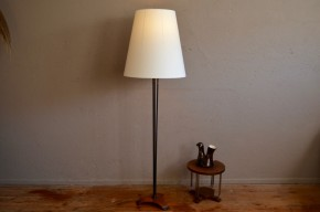 Lampadaire vintage rétro années 60 teck scandinave design antic scandinavian floor lamp teak furniture sixties