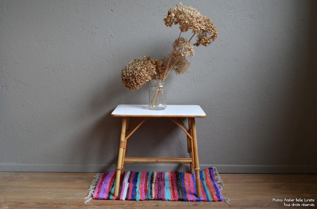 Petite table Rosie