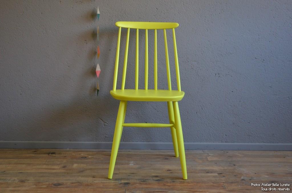 Chaise scandinave Frida