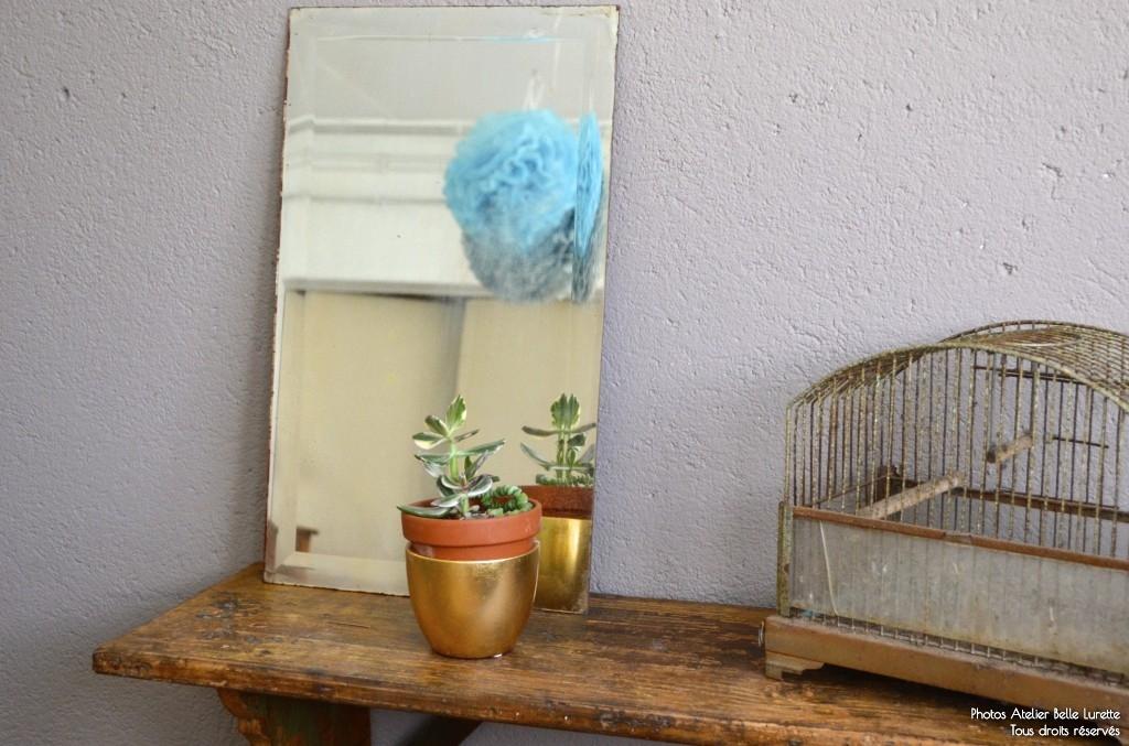 miroir gautier l 39 atelier belle lurette r novation de meubles vintage. Black Bedroom Furniture Sets. Home Design Ideas