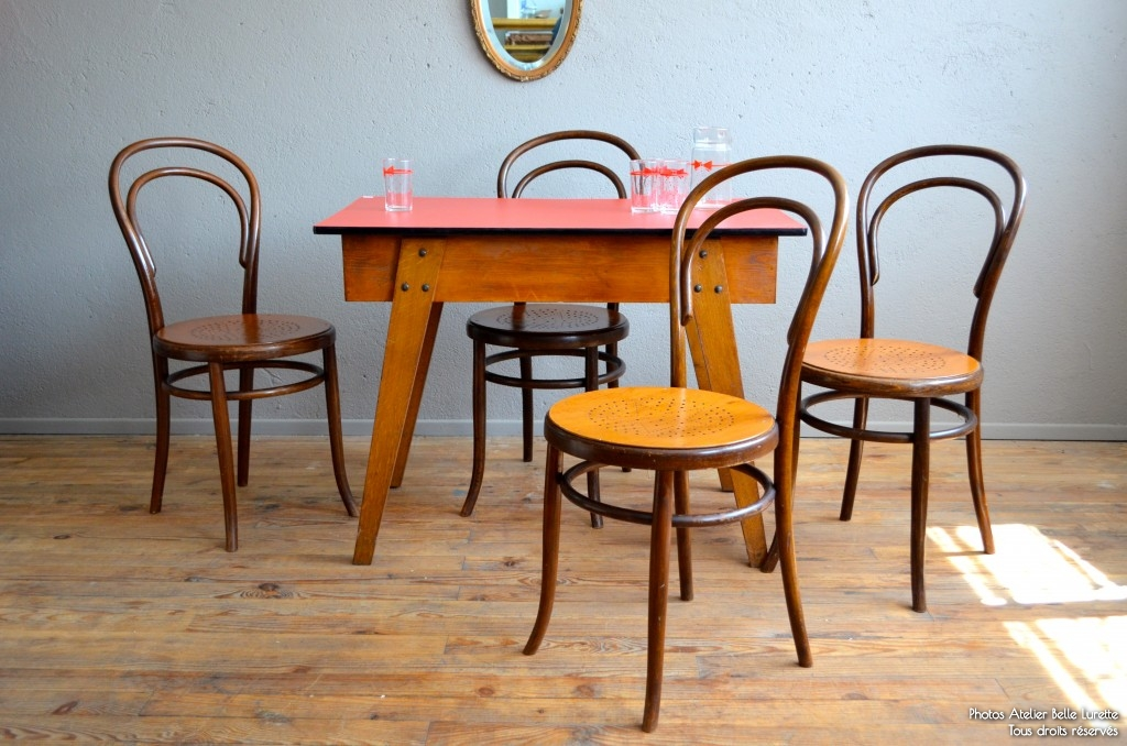 Chaises bistrot Germaine