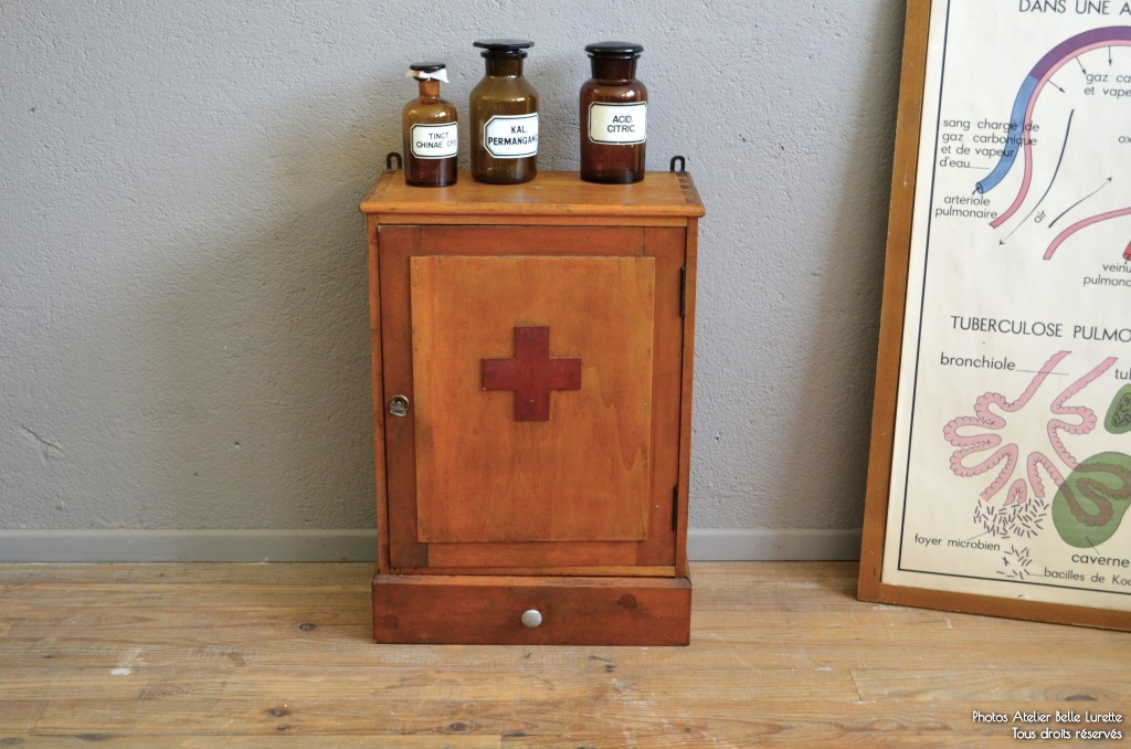 Meuble de pharmacie Pénélope