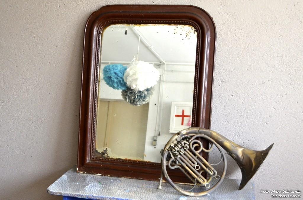 Grand miroir Siméon