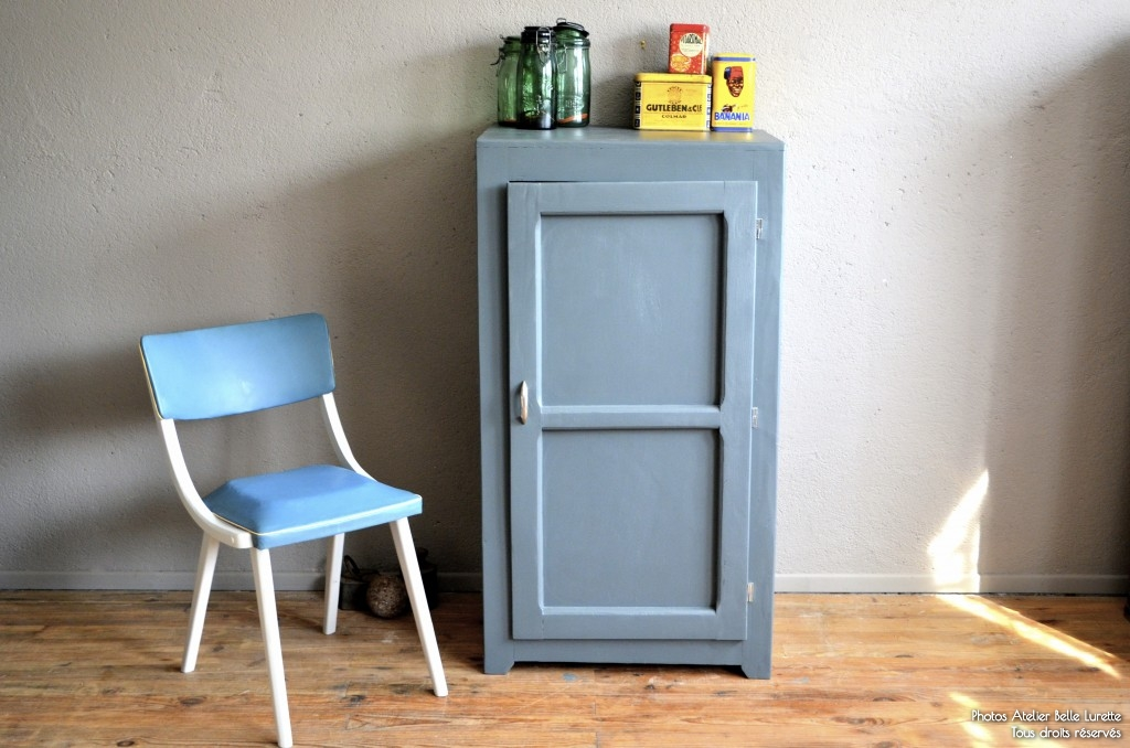 Petite armoire parisienne Edith