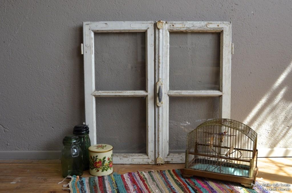 Fenêtre ancienne Euridice