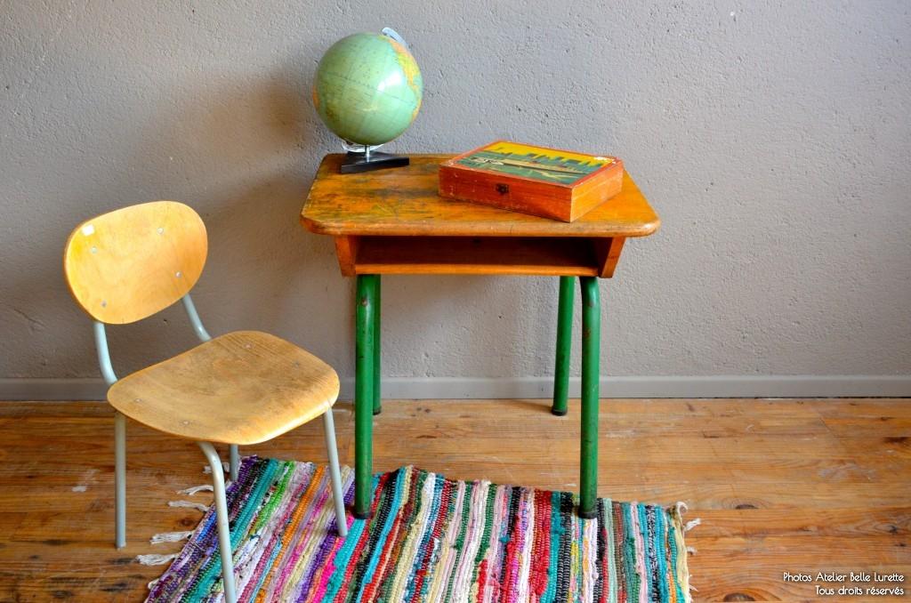 Bureau pablo latelier belle lurette rénovation de meubles vintage