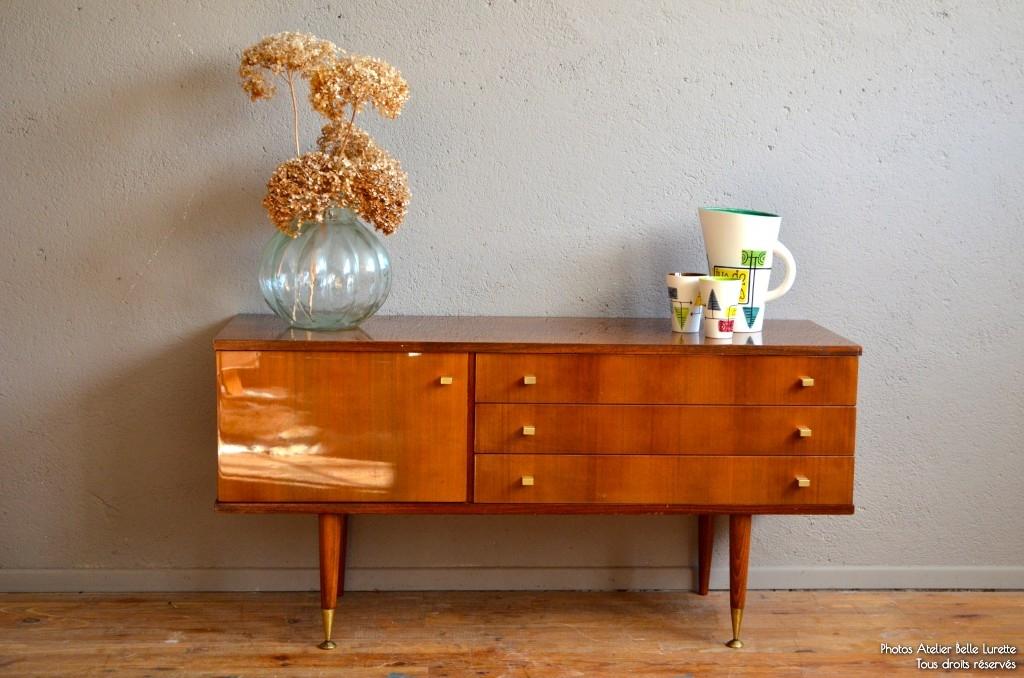 Enfilade Solange | L\'atelier Belle Lurette, rénovation de meubles ...