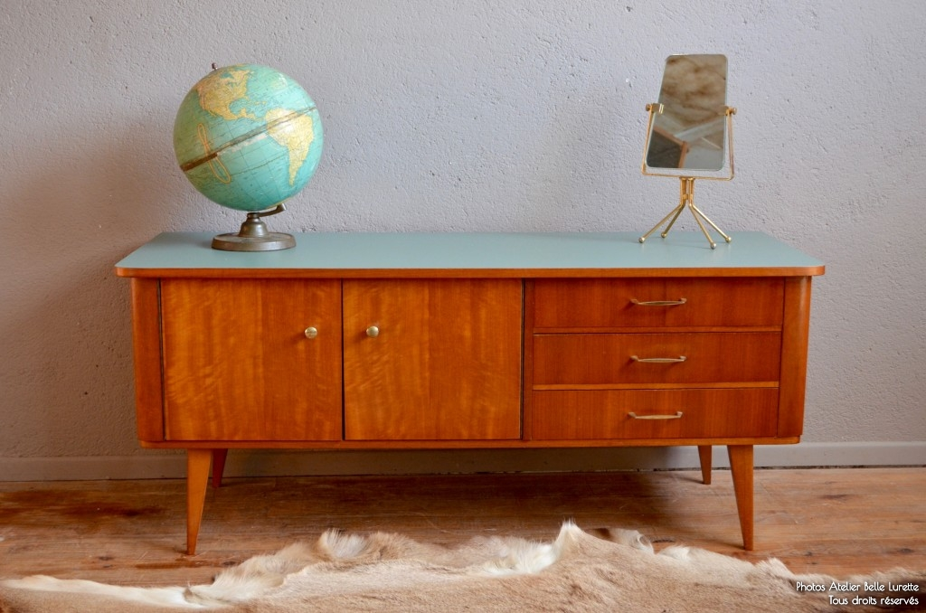Enfilade Alida | L\'atelier Belle Lurette, rénovation de meubles vintage