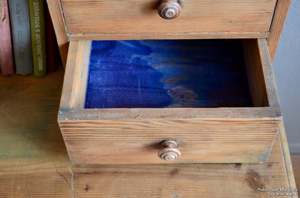 Bureau orphée l atelier belle lurette rénovation de meubles vintage