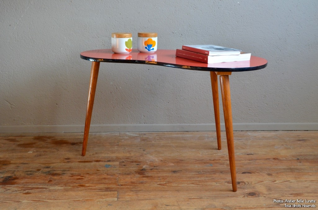 Table basse Jacques | L\'atelier Belle Lurette, rénovation de meubles ...