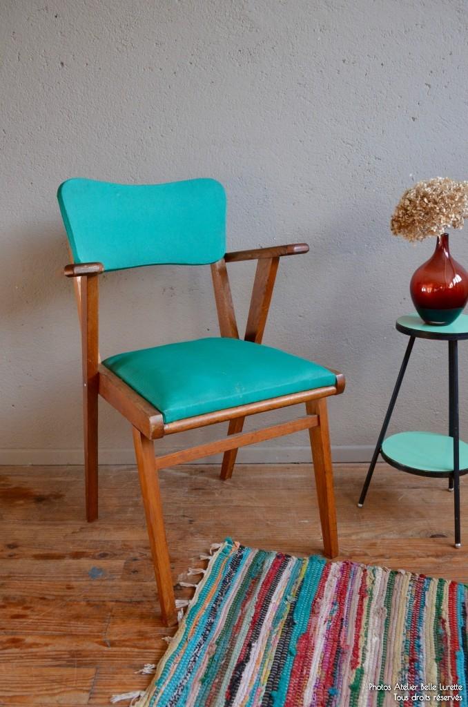 fauteuil giminy l 39 atelier belle lurette r novation de meubles vintage. Black Bedroom Furniture Sets. Home Design Ideas