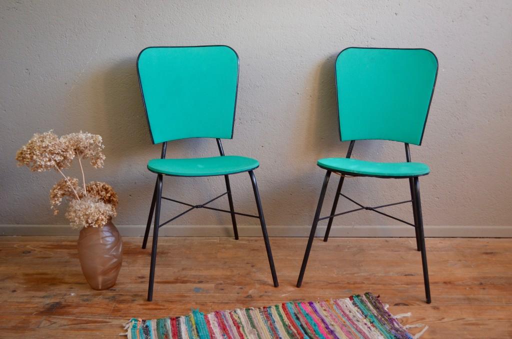 Paire de chaises Florine