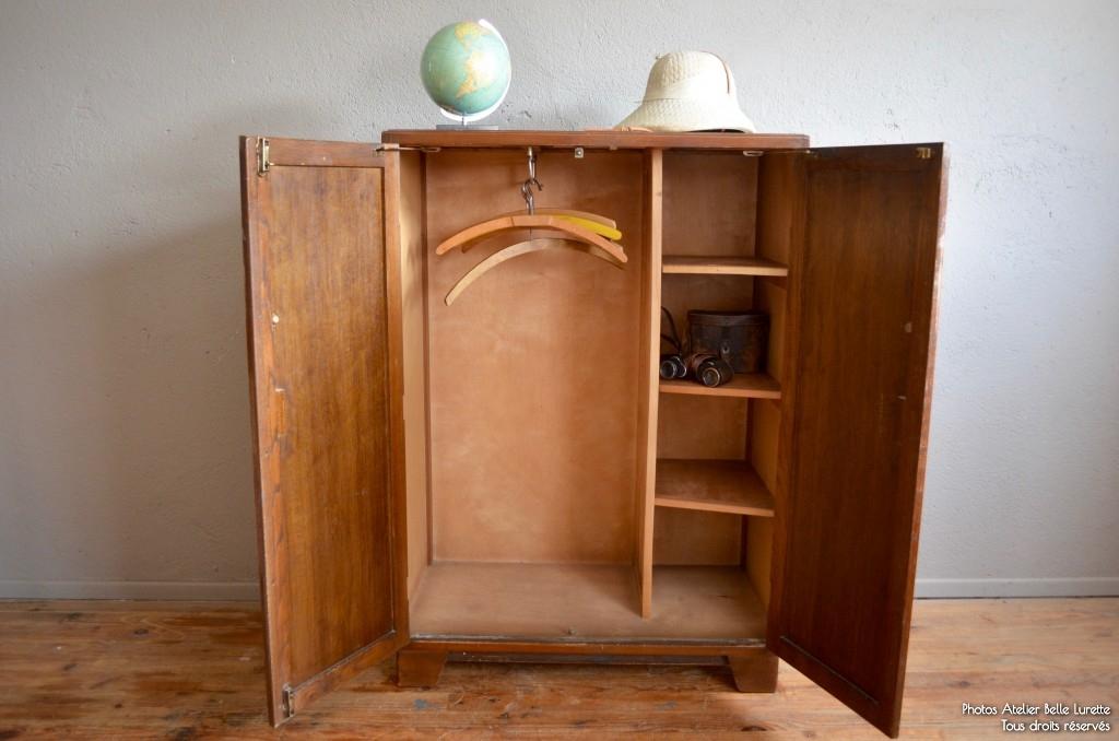 armoire clayton l 39 atelier belle lurette r novation de. Black Bedroom Furniture Sets. Home Design Ideas