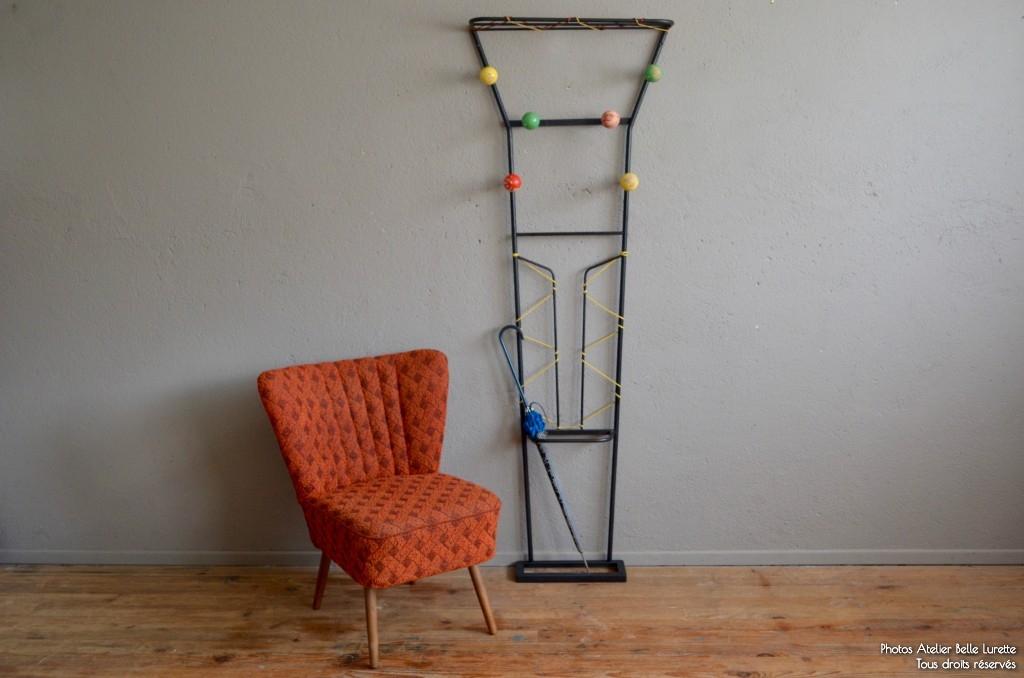 porte manteaux roger l 39 atelier belle lurette r novation de meubles vintage. Black Bedroom Furniture Sets. Home Design Ideas