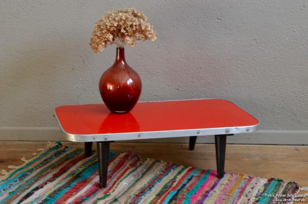 Guéridon Maurice   L\'atelier Belle Lurette, rénovation de meubles ...
