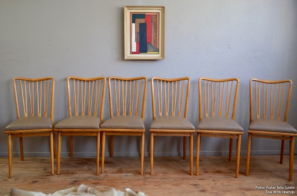 Chaises Colombe