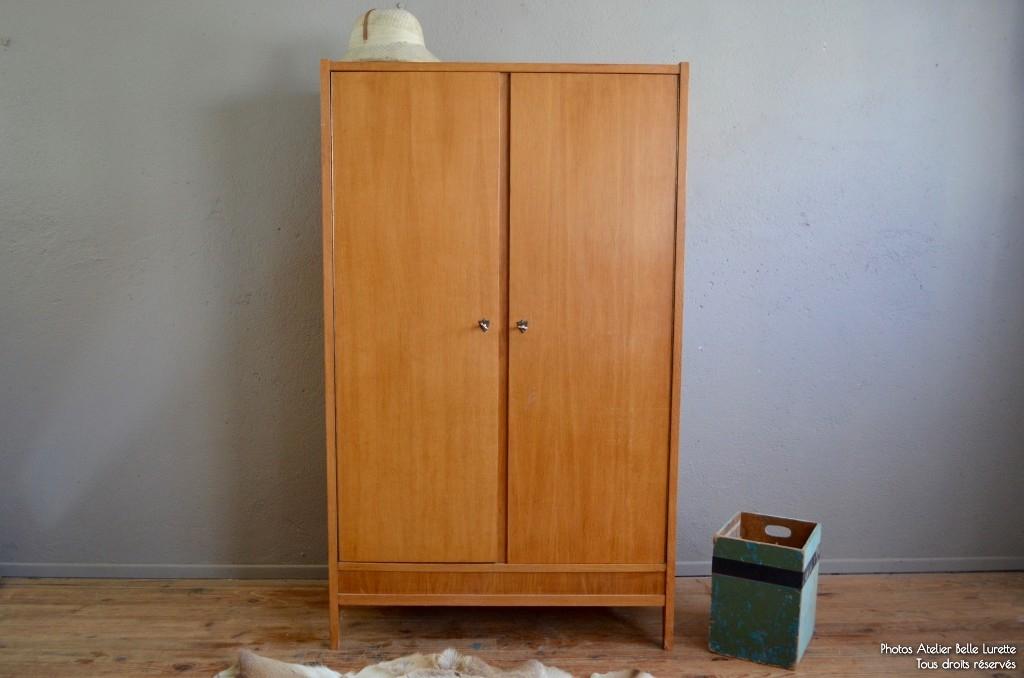 Armoire Chambre Qualite : Armoire olga l atelier belle lurette rénovation de