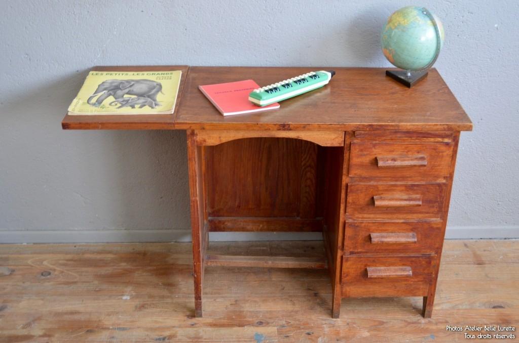 Bureau antonin l atelier belle lurette rénovation de meubles