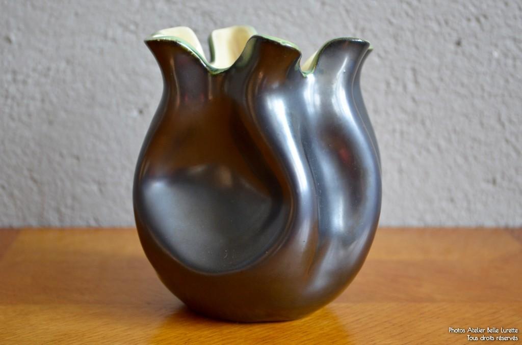 Vase Elchinger crème