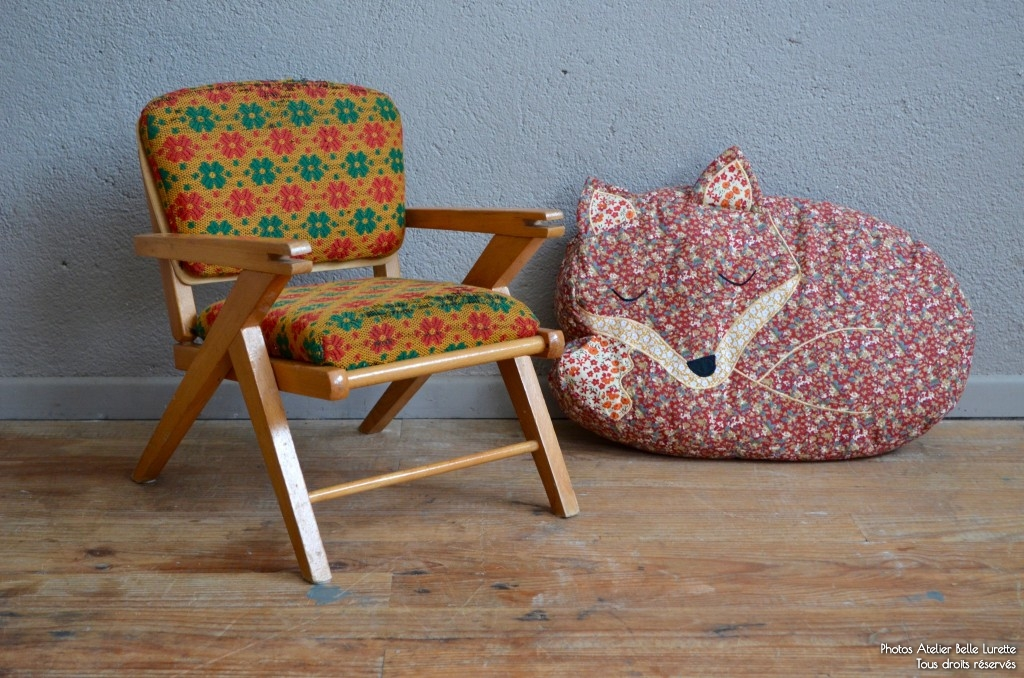 fauteuil niels l 39 atelier belle lurette r novation de meubles vintage. Black Bedroom Furniture Sets. Home Design Ideas