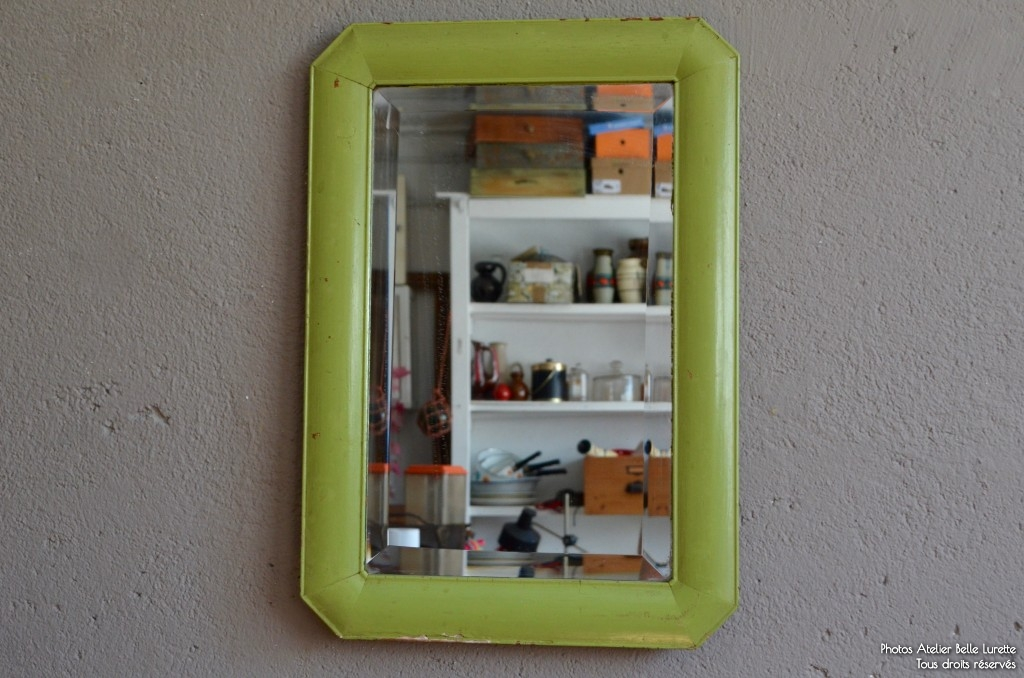 Miroir Garance