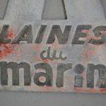 Enseigne Laines du Marin