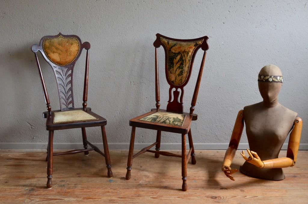 Chaises de couturière Jeanne