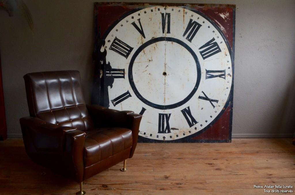 Horloge Angelo