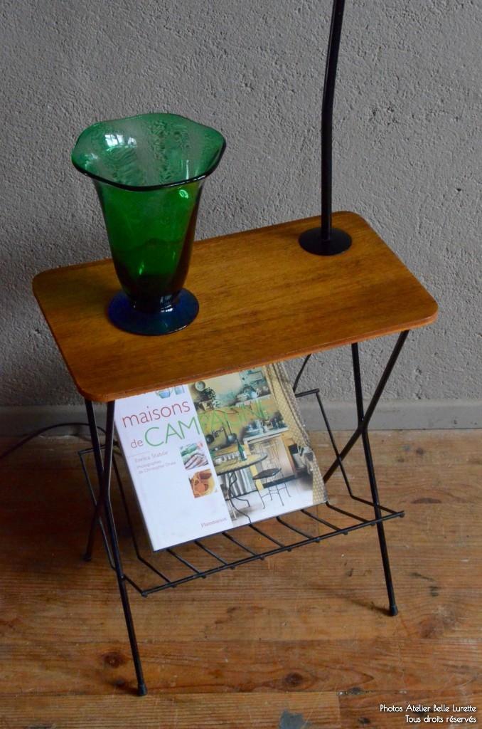 Lampadaire Saturnin L Atelier Belle Lurette Renovation De Meubles