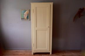 Bonnetière armoire parisienne penderie vestiaire vintage rétro 1900 bohème shabby chic french furniture antic wardrobe