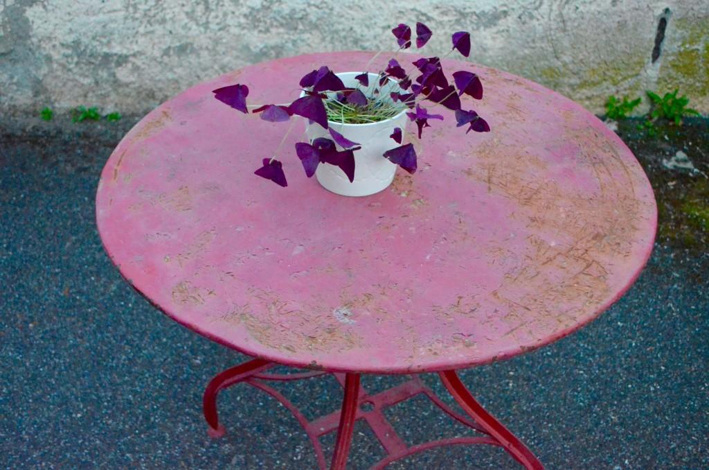 Salon de jardin Eglantine | L\'atelier Belle Lurette, rénovation de ...