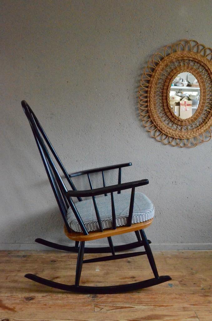 Rocking Chair Aska L Atelier Belle Lurette R 233 Novation