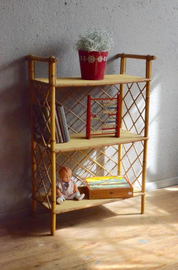 biblioth que philom ne l 39 atelier belle lurette r novation de meubles vintage. Black Bedroom Furniture Sets. Home Design Ideas