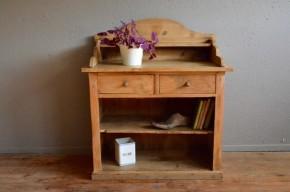 Bahut, commode, petit meuble, vintage rétro primitif shabby chic gipsy chic ancien antiquité meuble entrée chambre rangement