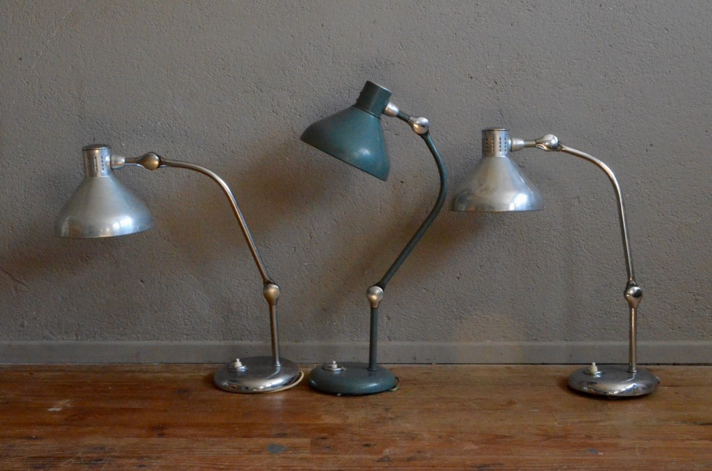 Lampe Jumo Gs 1 L Atelier Belle Lurette Renovation De Meubles Vintage