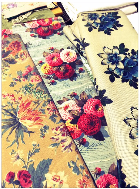 Des fleurs et de jolies couleurs
