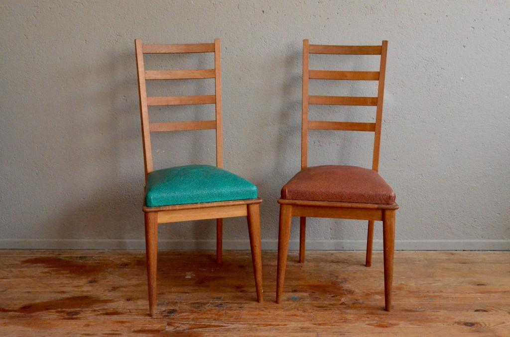 Paire de chaises Renée