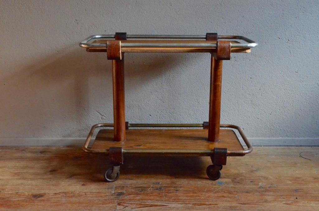 Table roulante zo l 39 atelier belle lurette r novation - Table roulante design ...