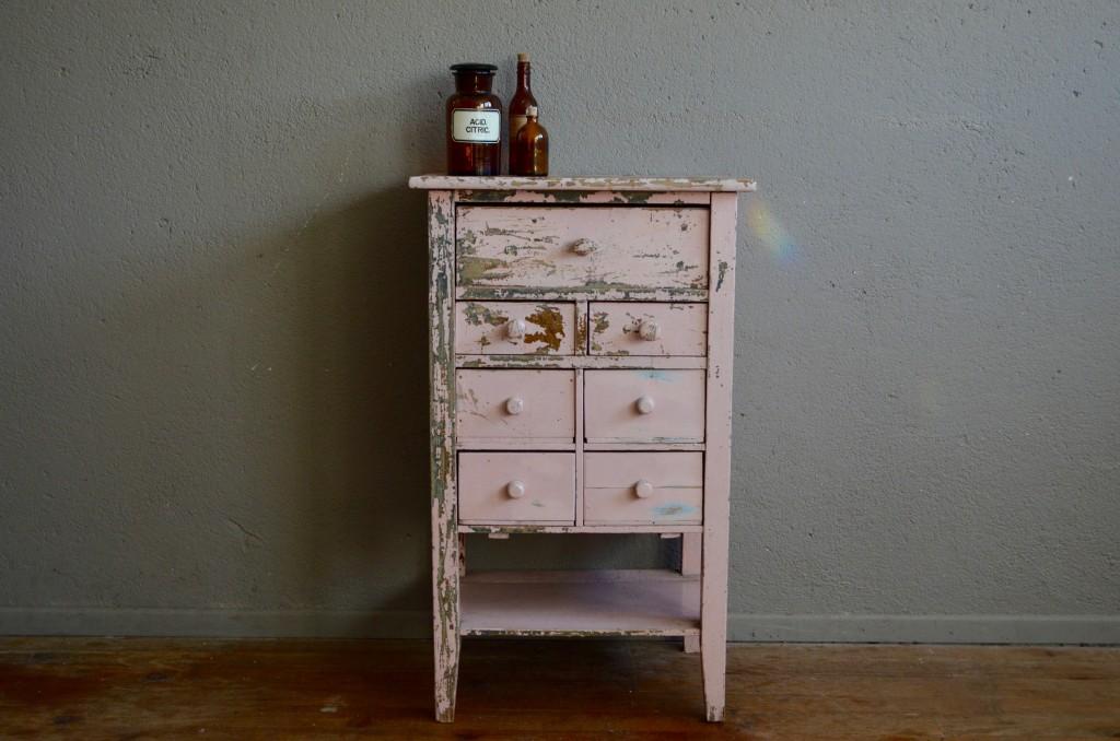 Meuble tiroirs bernie l 39 atelier belle lurette for Meuble a tiroir atelier