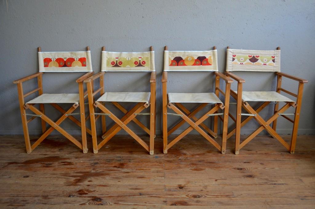 Chaises Aspasie - L\'atelier Belle Lurette, Rénovation de meubles vintage