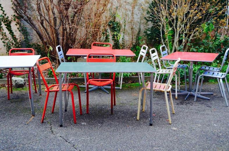 Tables Fritz Hansen