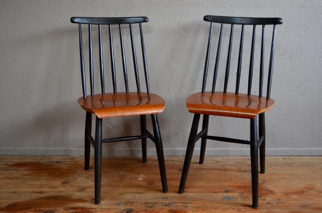Cette Jolie Chaise Vintage Type Fanett Soldes With Bois