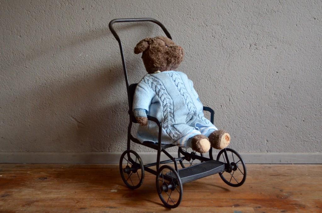 Poussette de poupée Axelle