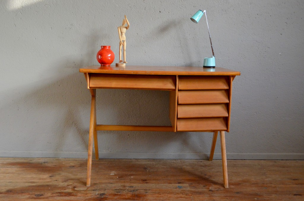 Bureau mortimer l atelier belle lurette rénovation de meubles