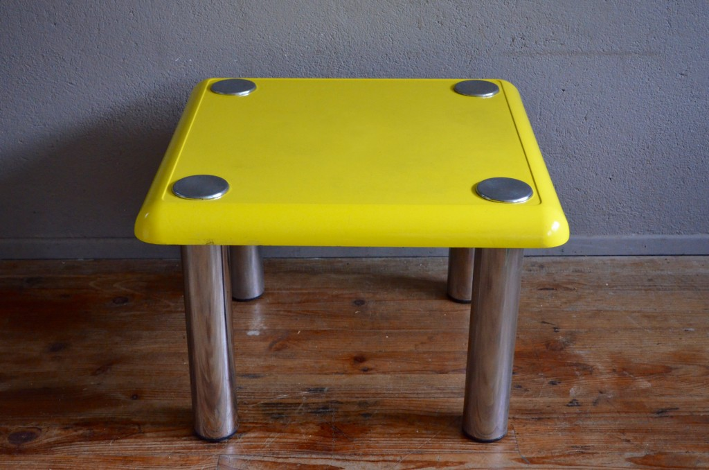 Table basse Joe Colombo   L\'atelier Belle Lurette, rénovation de ...