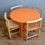 Table & chaises Charlton