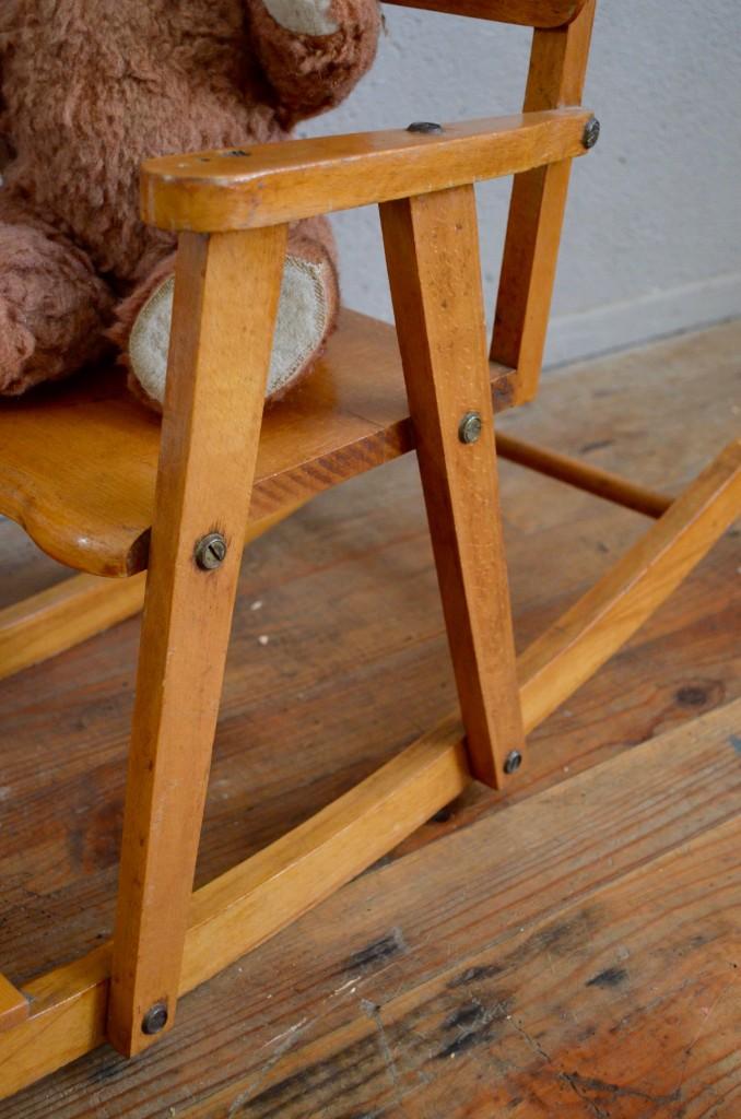 cheval bascule gripoil l 39 atelier belle lurette r novation de meubles vintage. Black Bedroom Furniture Sets. Home Design Ideas