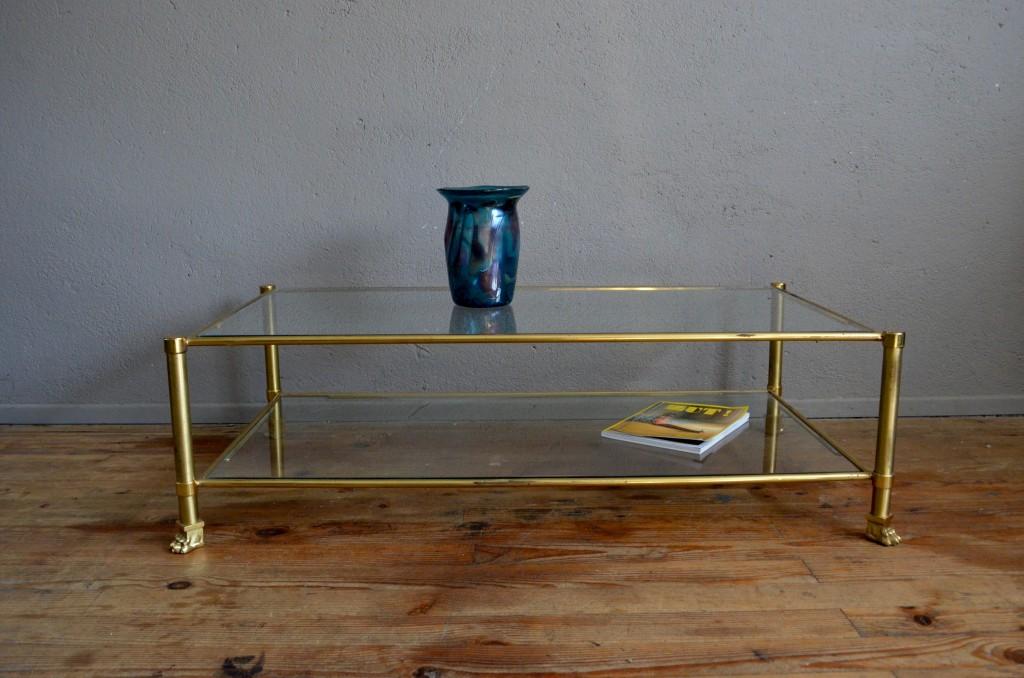 table basse jacqueline l 39 atelier belle lurette. Black Bedroom Furniture Sets. Home Design Ideas