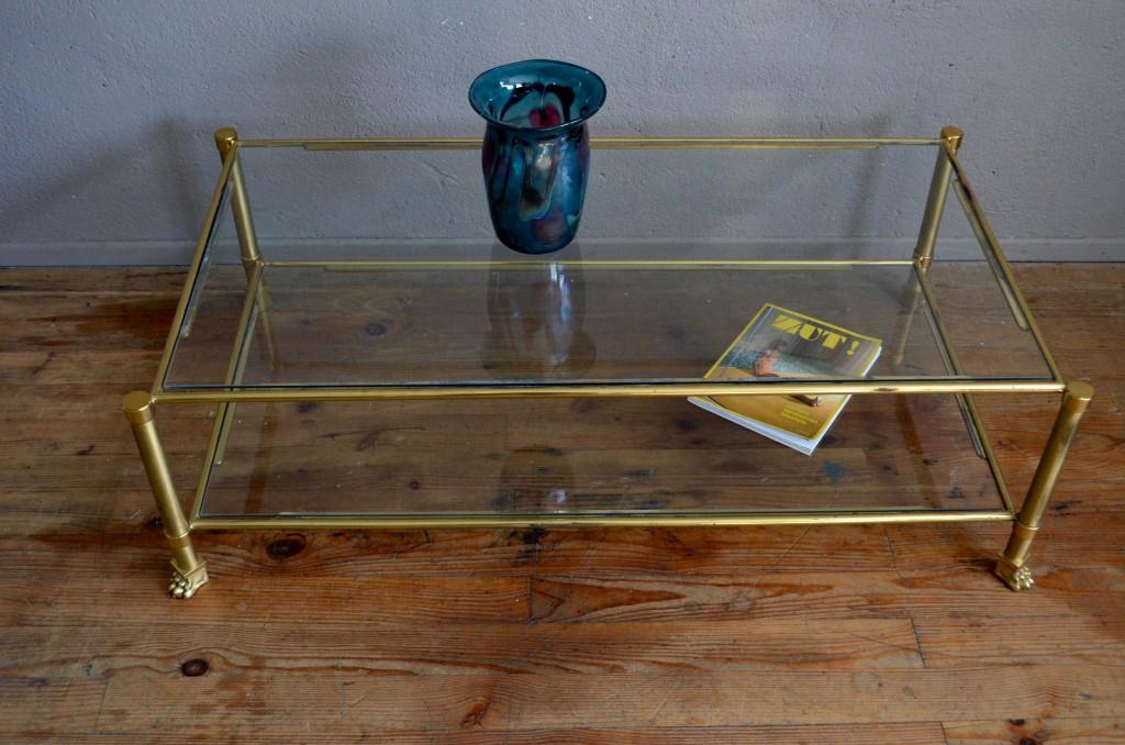 Table Basse Jacqueline L Atelier Belle Lurette Rénovation De